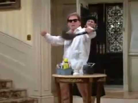 The Nanny Niles Dancing to Old Time Rock n Roll