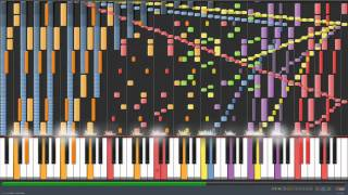 Impossible Piano Song - Death Waltz (U.N. Owen Was Her?)