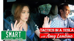 Secrets to Success on YouTube w/ Amy Landino [Tactics in a Tesla]