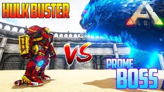 Avengers Lawan Semua BOSS ! - ARK Gladiator Indonesia #2