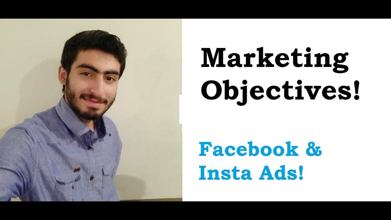 2. Facebook Ads tutorial in Urdu/Hindi | Marketing Objective in Facebook Ads