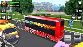Ultimate Bus Driving - Free 3D Realistic Simulator #3 - Android gameplay