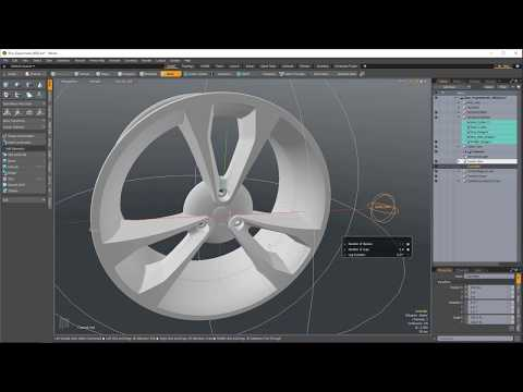Webinar - Procedural Prop Generation in Modo 11.1