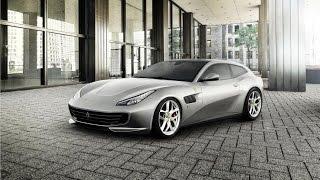 Ferrari GTC4 Lusso T Models - gallery