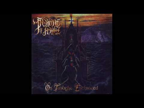 Throne of Ahaz  On Twilight Enthroned   Black Metal