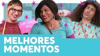 MELHORES MOMENTOS | Graça dá entrevista REVELADORA, família FITNESS e mais! | Tô de Graça