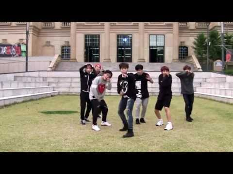 BTS - War of Hormone - mirrored dance practice video - 방탄소년단 호르몬전쟁 (Bangtan Boys)