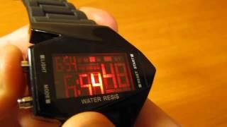 Светодиодные часы с сайта Aliexpress(В этом видео светодиодные часы. Если честно как по мне они стремные)) Вообще наверно на любителя. Вообщем..., 2013-12-04T12:00:03.000Z)
