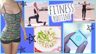 My Fitness Routine! Thumbnail