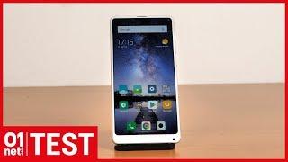 Test Xiaomi Mi Mix 2S : un smartphone séduisant mais un peu décevant