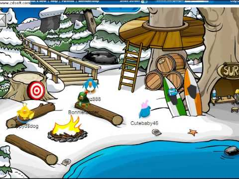 Club Penguin - Medieval Love Story