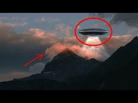 Flying Saucer Caught on Camera | UFO Videos 2018