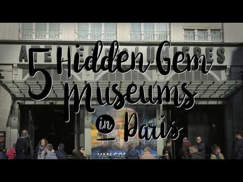 5 Hidden Gem Museums In Paris