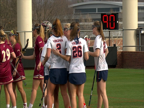 WOMEN\'S LACROSSE: Elon Highlights