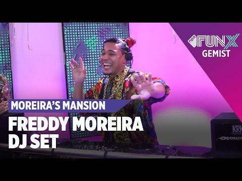 FREDDY MOREIRA | MOREIRA'S MANSION | LIVE SET COMPILATIE