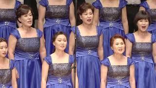 울산창포합창단 가족사진 / 악보바다 편곡