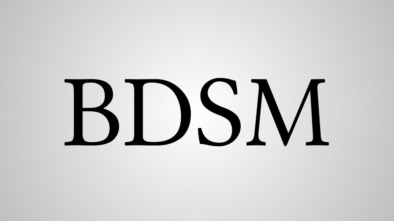 BDSM: What It Stands For BDSM: What It Stands For new pictures