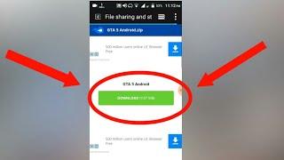 (10mb)Download Gta 5 on Android!!! 2017|original|100% orginal...