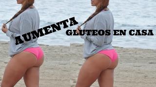 AUMENTA GLUTEOS EN CASA | #bodybygia