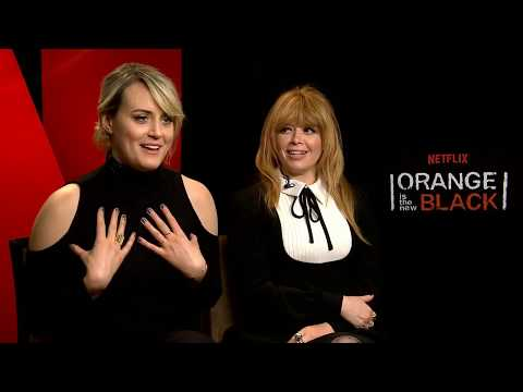 OITNB Orange is The New Black Season 5 Taylor Schilling & Natasha Lyonne New Interview