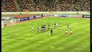 AFF Suzuki Cup Semi Final 1st Leg Malaysia vs Vietnam