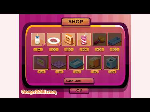 How To Play Mamas Busy Time Game | Free PC & Mobile Online Games | GameJP.net