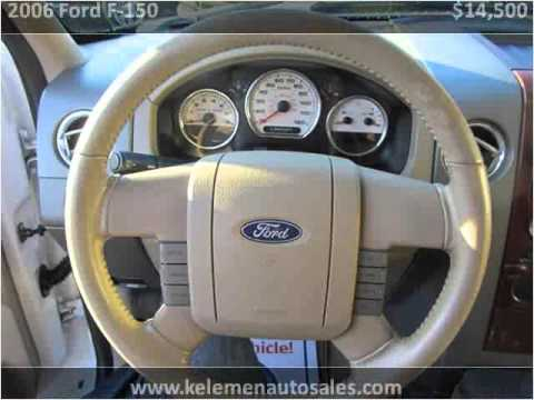 2006 ford f 150 used cars high point nc youtube. Black Bedroom Furniture Sets. Home Design Ideas