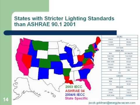 EPAct Presentation Updated - Energy Tax Savers Inc.