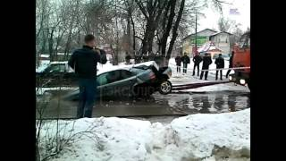 Public utilities in Zhukovsky killed pepelats