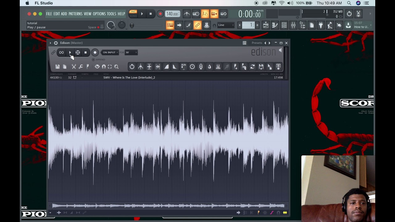 How Noah '40' Degrades Samples for Drake | FL Studio 20 Tutorial
