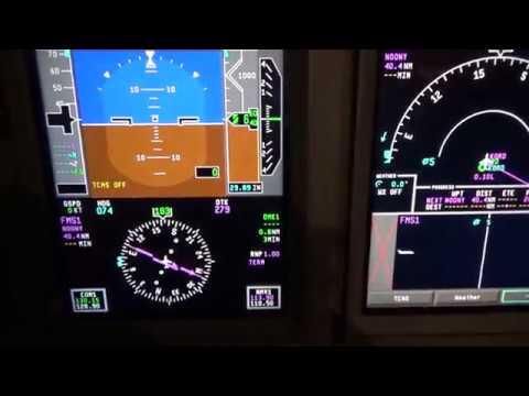 EMB175 Cockpit Tour Part 4: PFD, MFD, and EICAS