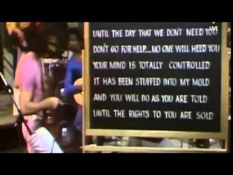 I'm The Slime - Frank Zappa (With lyrics / subtitles)
