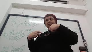 урок иврита с Броней. система биньянов. фрагмент урока