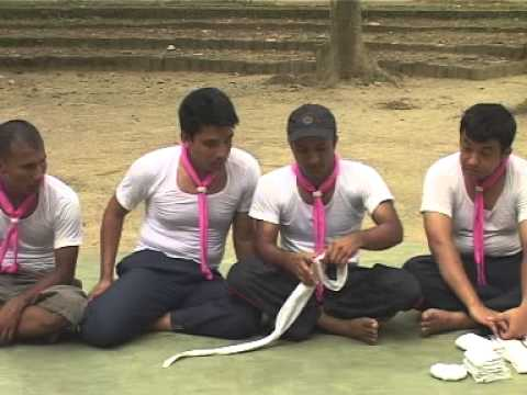 Skill Based Documentary on Pioneering at 8th National Jamboree 2013, NSTC, Gazipur