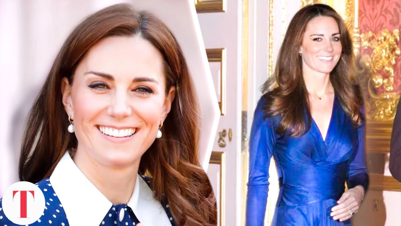 How Kate Middleton Changed Fashion