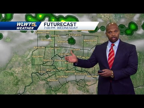 Hot Sun And A Storm Threat