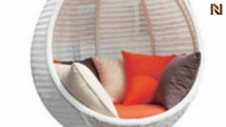 Outdoor Hanging Day Bed Vgcw7841