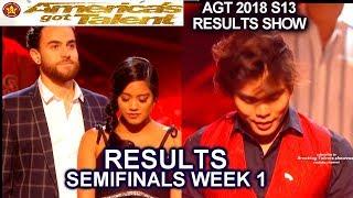 Britain's Got Talent season 12 semi final