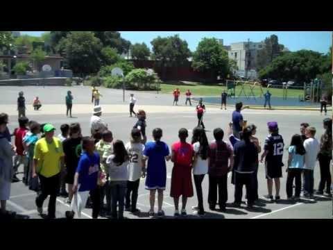 Thousand Oaks Elementary Graduation 2012 - Berkeley, CA