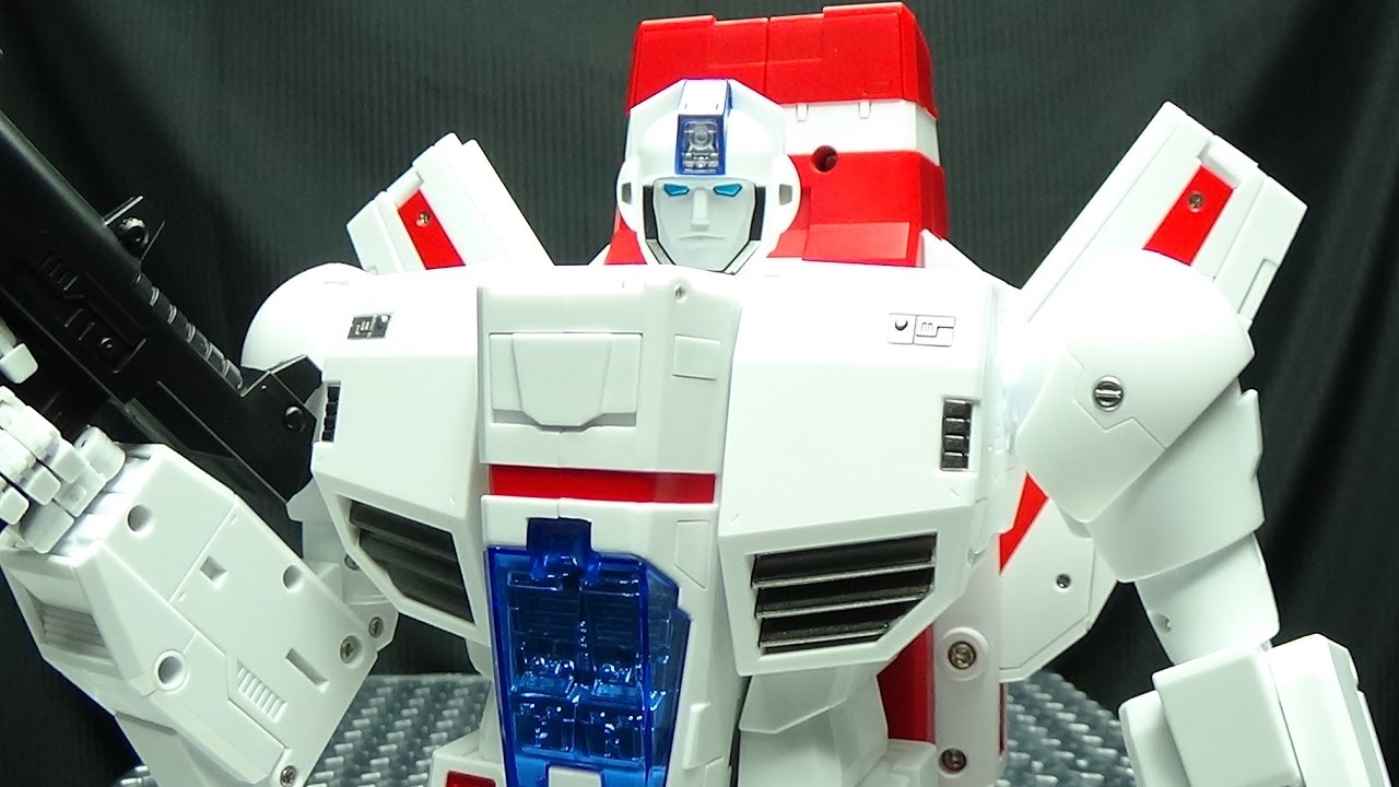 Fans Toys PHOENIX (Masterpiece Jetfire/Skyfire): EmGo's Transformers Reviews N' Stuff