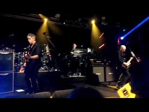 The Stranglers Rock City Nottingham 13/3/17