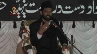 Maulana Kamran Haider l 2nd Majalis l Ayyam-e-Aza-e-Fatmiya l Amhat Sultanpur l 2017 l 1438 Hijri