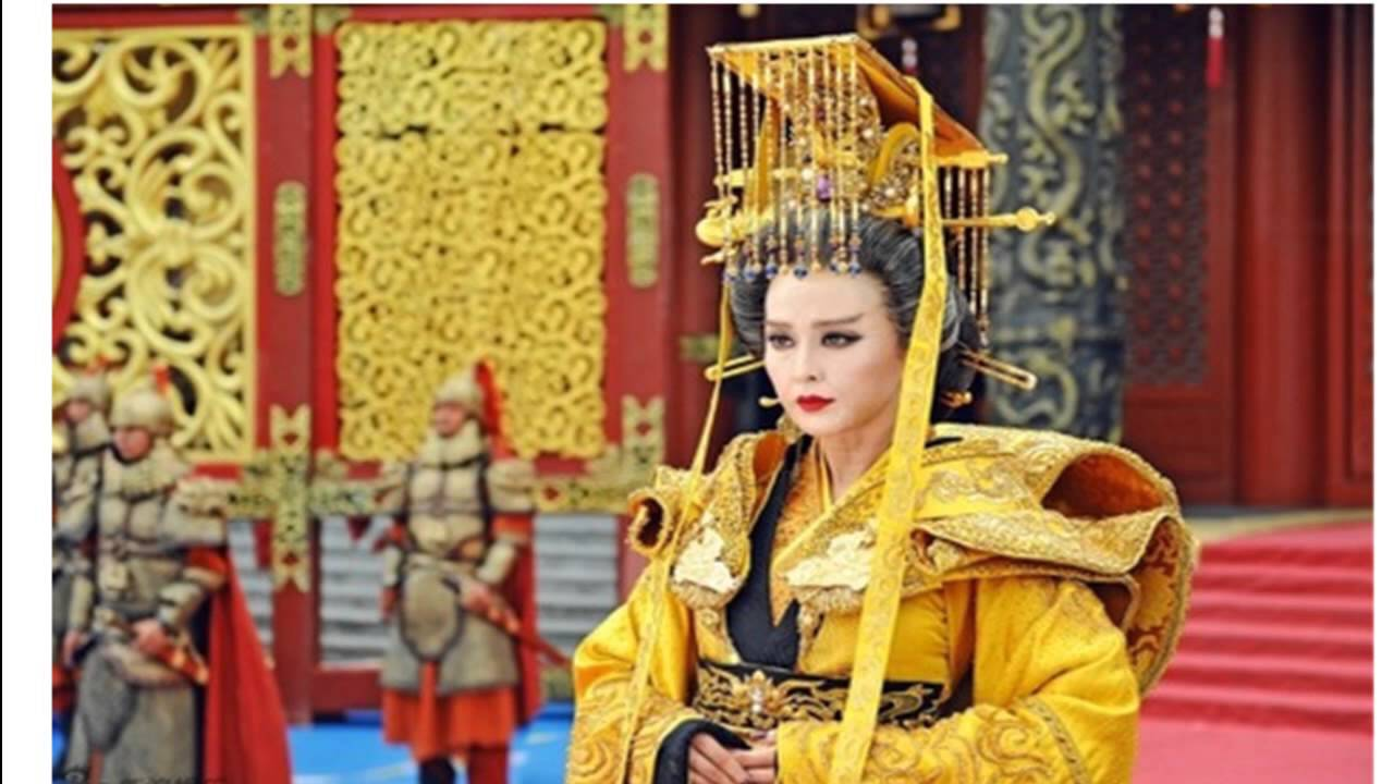 Empress Wu - YouTube