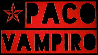 Alex Anwandter - Paco Vampiro YouTube Videos