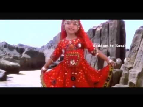 Keratala Aduguna HD Video Song  Devi Putrudu Movie   Venkatesh, Anjala Zaveri  Mani Sharma