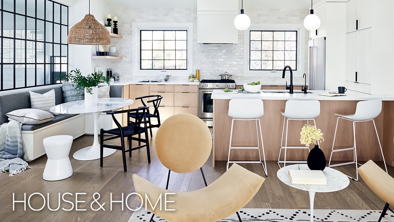 Bungalow Makeover: How To Make A Small Home Feel Big!
