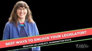 ACTION: Best ways to engage legislators!?