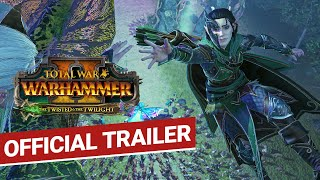 The Twisted & The Twilight Announce Trailer | Total War: WARHAMMER 2