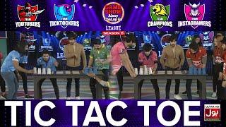 Tic Tac Toe   Game Show Aisay Chalay Ga League Season 5   Danish Taimoor Show   TikTok