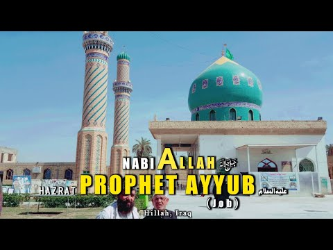 Hazrat Ayub عليه السلام | Nabi Story | Tomb of Job | Roza Nabi Ayyub | Iraq Tourism